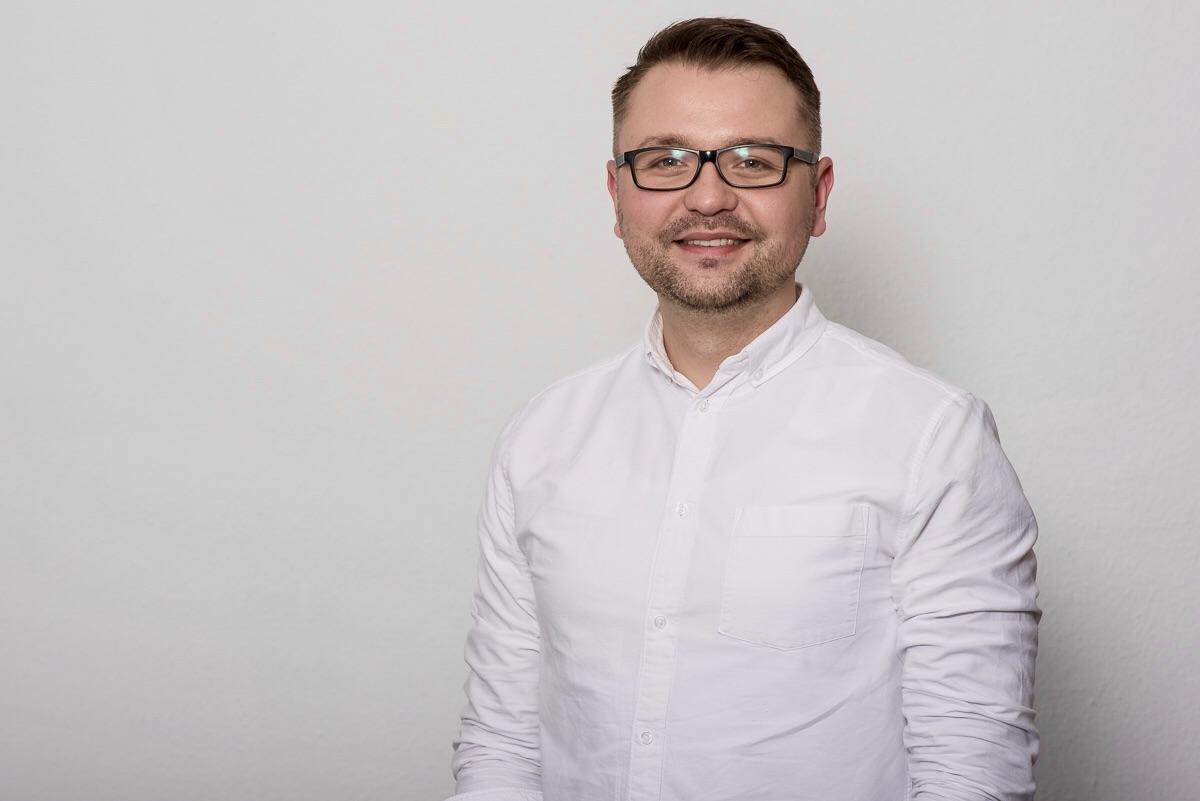 OPEn Verein Teammitglied Mykola Varenyuk