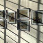 Kunstausstellung Wand